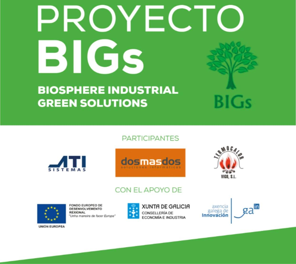 Proyecto BIGs