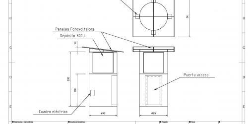 Diseño fabricación
