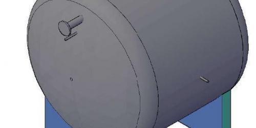 Diseño depósito condensados